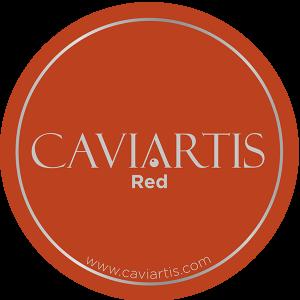 caviar rojo